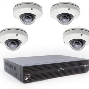 UniteSES Package 1 CCTV